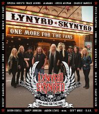 Cover Lynyrd Skynyrd - One More For The Fans [DVD]